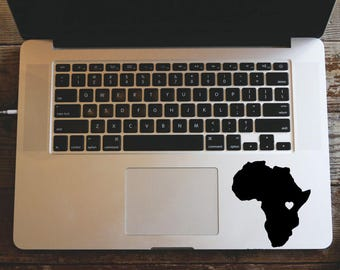 World map decal etsy africa macbook sticker map of africa decal tumbler vinyl decal glitter decal gumiabroncs Gallery
