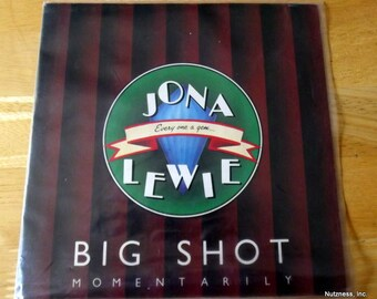 Lot of 3 Jona Lewie UK Stiff Records Singles