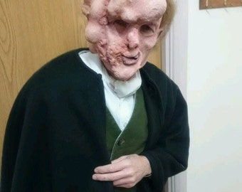 Monster Face Prosthetic