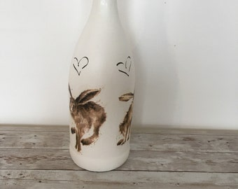 Large rabbit bottle