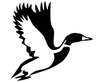 duck hunting clipart etsy rh etsy com Mallard Duck Hunting duck hunting clipart free