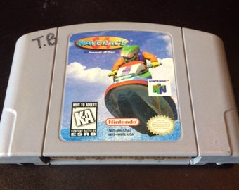 Wave Runner 64 with Namcomuseum