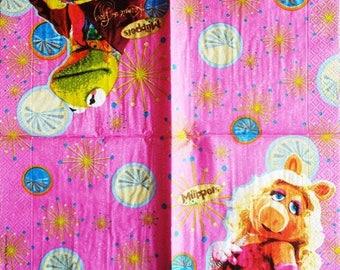 Muppet Show #E061 NAPKIN