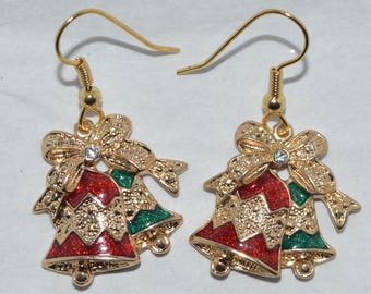 Holiday Bells Earrings
