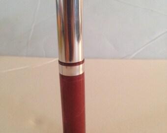 Natural Organic Ruby Shimmer  Lip Gloss/ Balm One Tube,Ruby Shimmer,Coconut Oil , Vegan Lip Gloss /Balm