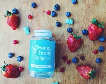 Vitamins for hair HoneyTeddyHair