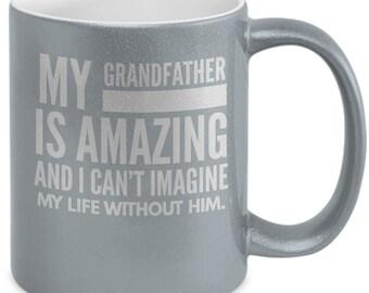 My Grandfather Gold Mug