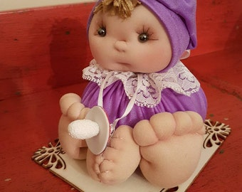 Culoncete (chubby baby doll)