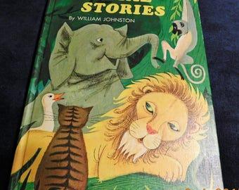 Animal Stories by William Johnston