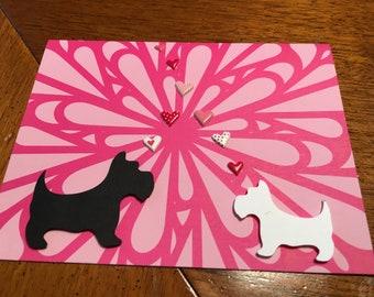 Puppy love - 1 card