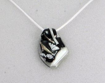 """Ancient Stone"" pendant"