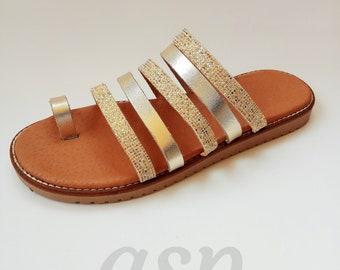 Leather Shoe Anatomic B61K