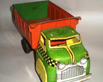 Vintage Wyandotte Dump Truck
