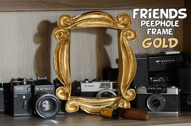 Freunde tv Show Freunde Guckloch Freunde Rahmen Frame