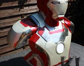 Iron Man mk 42 bust life-size Kit