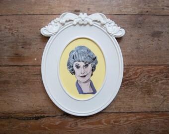 Dorothy Zbornak from The Golden Girls Art Print.