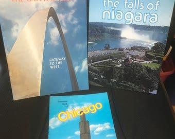 Souvenir Booklets