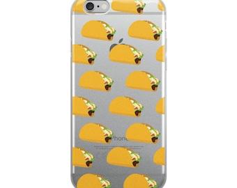Taco Frenzy iPhone Case