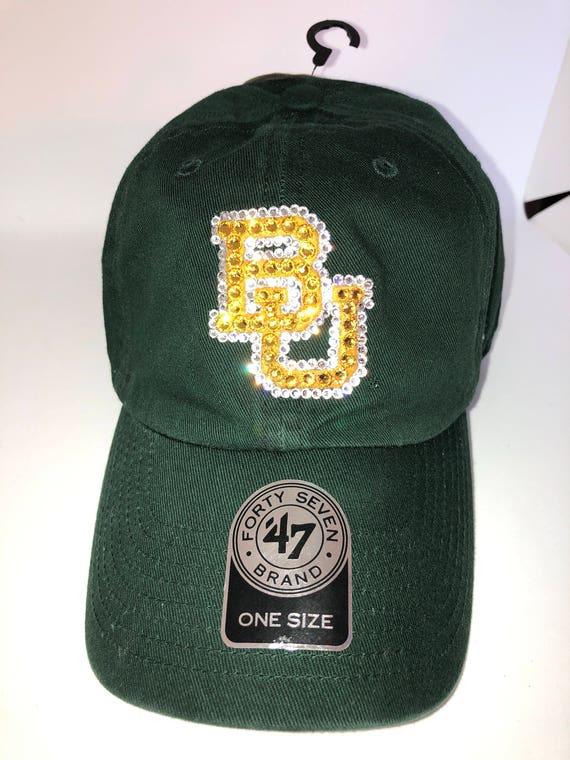 Baylor University Swarovski hat 20b65368518b