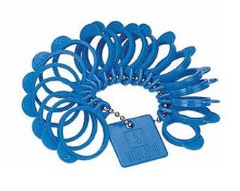 Ring Gauge Sizing Tool in US Standard Sizes