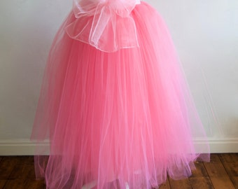 Women's Tulle Skirt, Wedding, Party Made to Measure