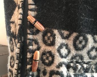 90's Southwest Blanket Vest