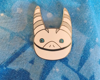 Star Wars Rebels White Loth-Cat Enamel Pin