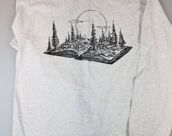 Book of Trees Long Sleeve