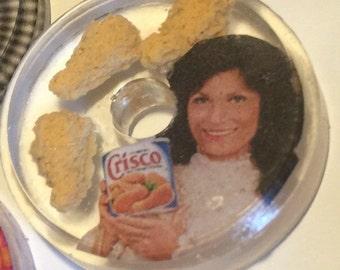 Loretta Lynn Crisco Ad 45 Adapter