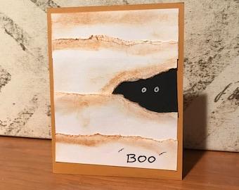 Halloween Card/ Handmade Card