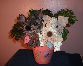 Chihuahua Puppy Bouquet custom order