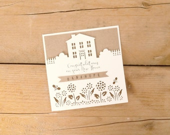 First home card etsy m4hsunfo