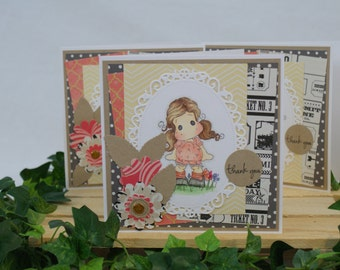 Thank You #3 Greeting Card
