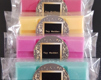 """The """"JO MALONE"""" collection - 15 Different Scents - Highly Fragranced Eco Soya Wax Melt Bar - Small Sample Size - Vegan Option Available"""