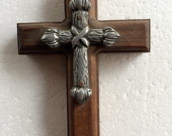 Wood Cross,Cross Art,Christian Wall Hanging,Cross Wall Hanging,Wood Cross Wall Decor,Cross Wall Hanging,Christian Decor,Cross Wall Decor
