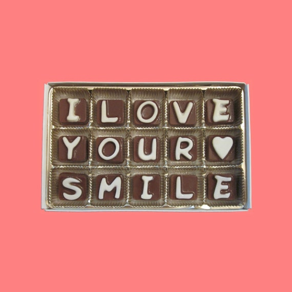 I Love You Chocolate Valentines Day Gift Boyfriend Girlfriend