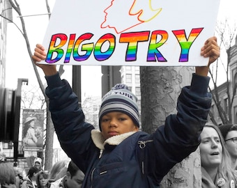 Stop Bigotry
