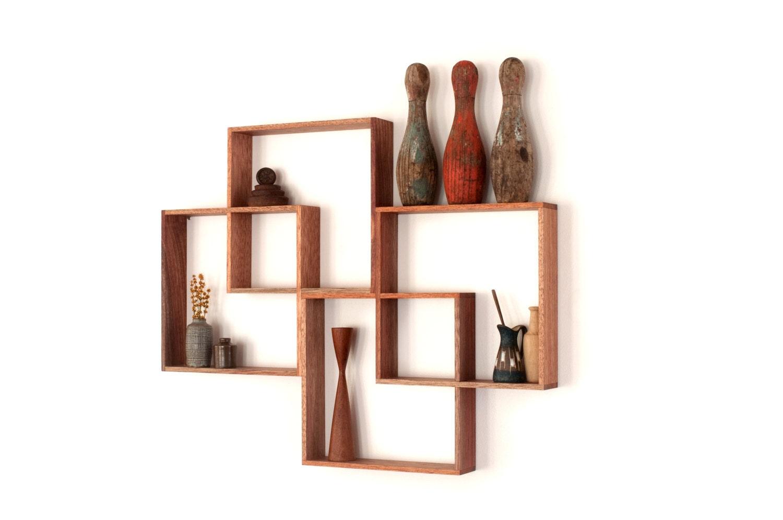 4 Shadow Box display cabinet to display your treasures. Wall