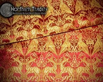 Brocado de seda de Enrique VI