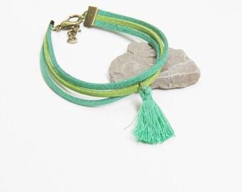 Celia fancy Bohemian chic bracelet