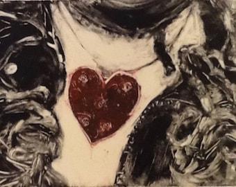 The Sacred Heart of Jesus the Biker