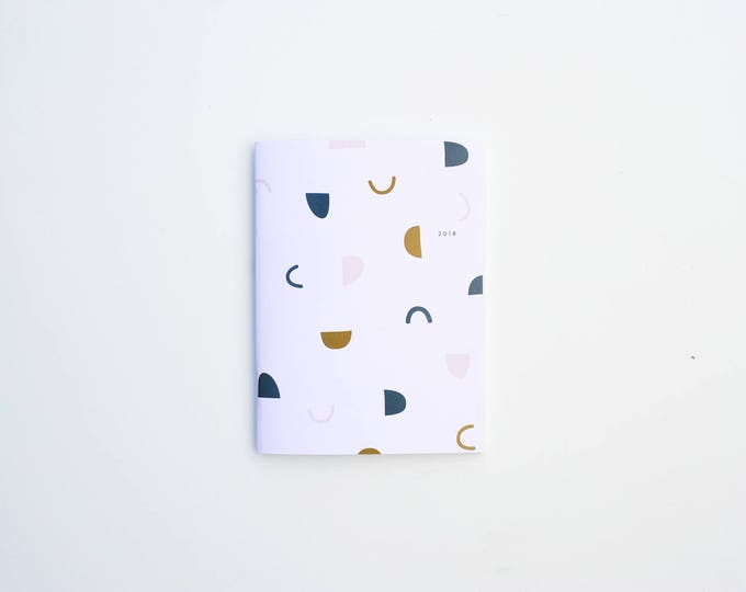 2018 Monthly Planner - Multi