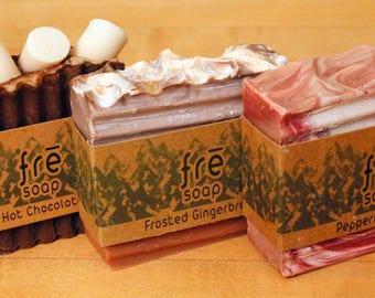 Homemade Soap - 3-Bar Special