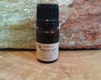 5 ml WARRIOR Essential Oil Blend
