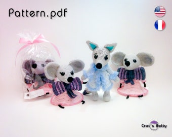 Pattern - Mylee & Kyloup Pack