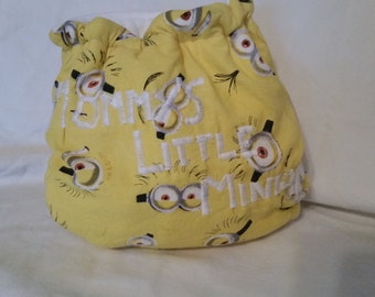 Mommy's Minion Fitted Diaper