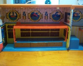 Vintage Barbie Chris Craft Dream Boat