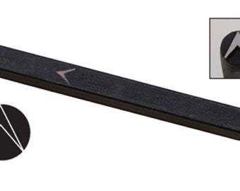 Arrow Metal Design Stamp-Eurotool-Elite Design Size- 5mm Metal Design Stamp-Metal Stamping Supplies