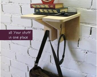 Bicycle Shelf, bicycle wall mount