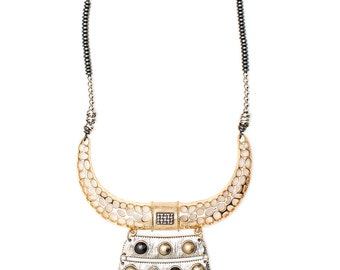 Eren Bib Necklace